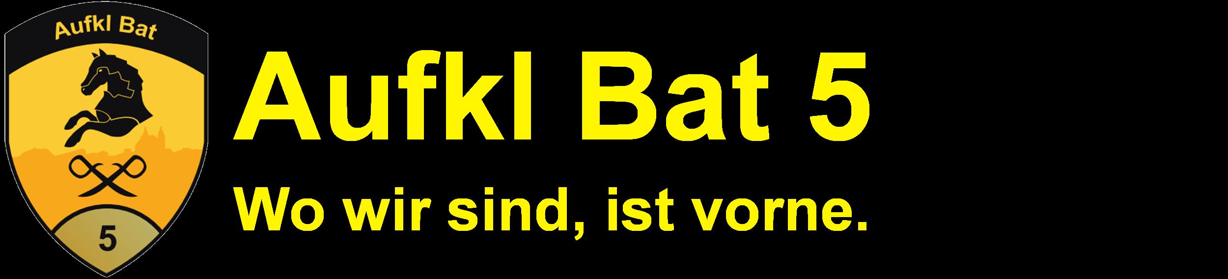 Aufkl Bat 5